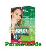Aspasia Par si Unghii Sanatoase 40 ani+ 40 capsule