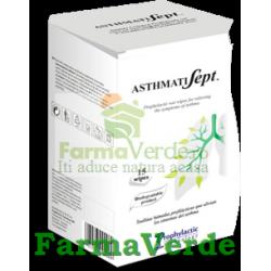 AsthmatiSept Astm Servetele Umede 15 buc Prophylactic Technology