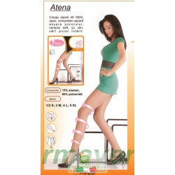 Athena Dres Dama Medicinal 40 DEN Charme Dres