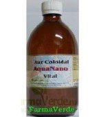 AUR COLOIDAL Vital-Pur 500 ml Aghoras Invent