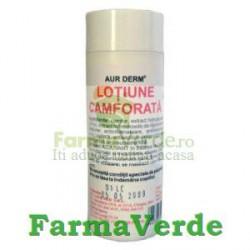 Aur Derm Lotiune Camforata Urzica si Conifere 100 ml Laur Med