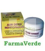 Aur Derm Crema Rostopasca si Conifere 50 ml Laur Med