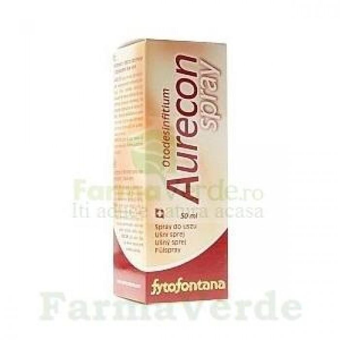 AURECON Spray pentru Urechi 50 ml Herbavit