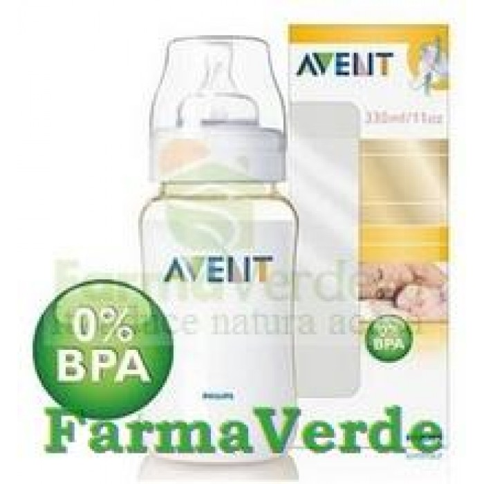Biberon Philip AVENT 330 ml PP 0%BPA x1buc 686/17