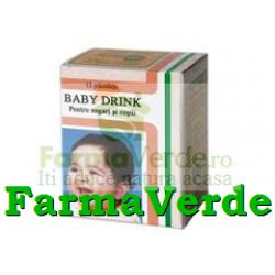 Baby Drink Ceai Instant Pentru Colici 12 dz Pharco