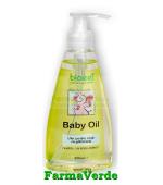 Baby Oil Ulei Bebelusi 200 ml Bioeel
