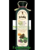 Balsam dens apa de gheata, 17 plante siberiene,miere,pin, AO15