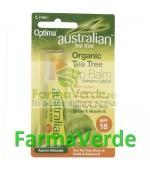 Balsam De Buze Cu Arbore De Ceai Bio 5.7Ml Herbavit