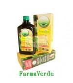 Balsam de conifere pentru baie - cod FEC2 Cosmetica Verde