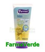 Balsam dupa depilare 100ml Farmec