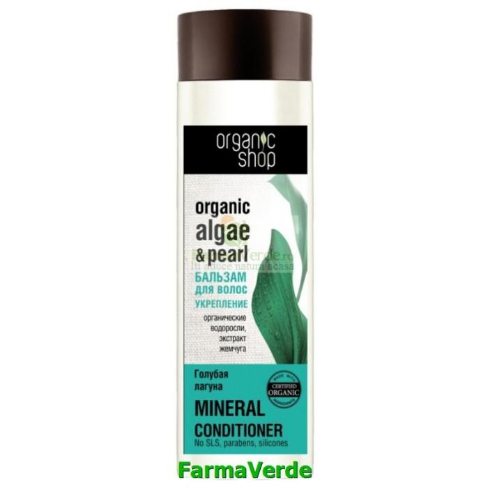 Balsam mineral fortifiant Laguna albastra OS78 Organic Cosmetica