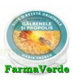 Balsam cu Galbenele si Propolis 30 ml Quantum Pharm