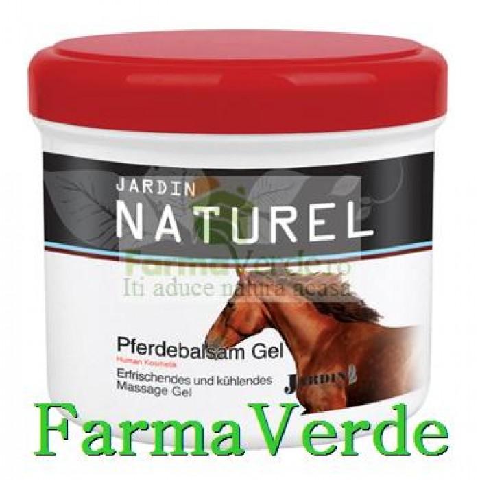Balsam Puterea Calului gel 250 ml Jardin Naturel