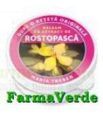 Balsam cu Extract de Rostopasca 30 ml Quantum Pharm