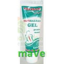 Balsamin gel pentru masaj 50 ml Favisan