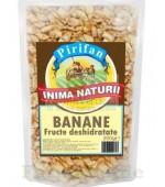 Banane chips deshidratate 200 gr Pirifan