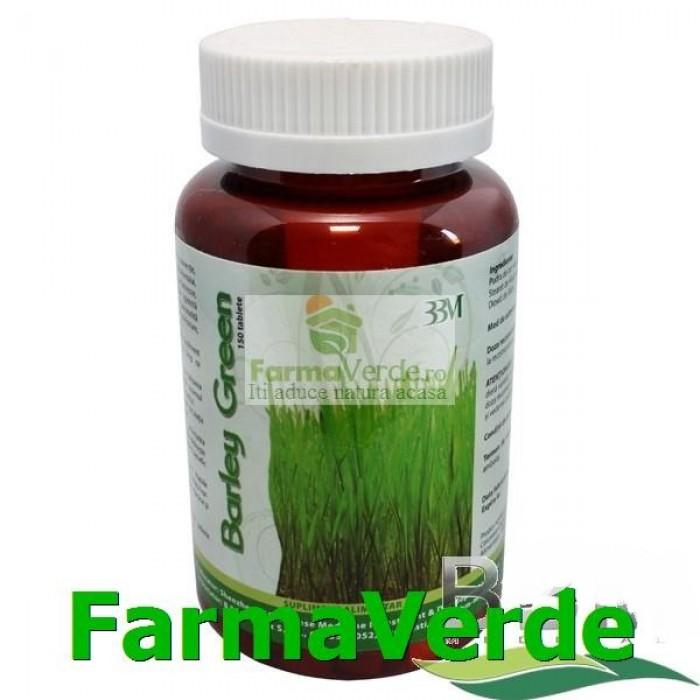Barley Green Orz Verde 150 tablete BBM Medical