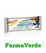 Dextro Energy Baton 30% Proteine Aroma Vanilie si Cocos 50 gr