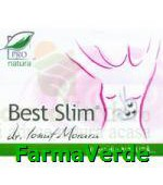 NOU! Best Slim SLABIT 200 cpr Medica Pronatura