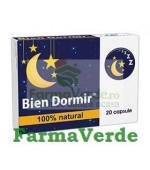 Bien dormir 20 capsule Fiterman Pharma