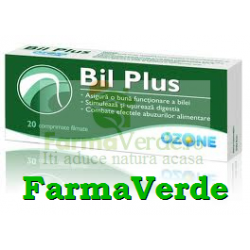 Bil plus 20 drajeuri Ozone Labormed