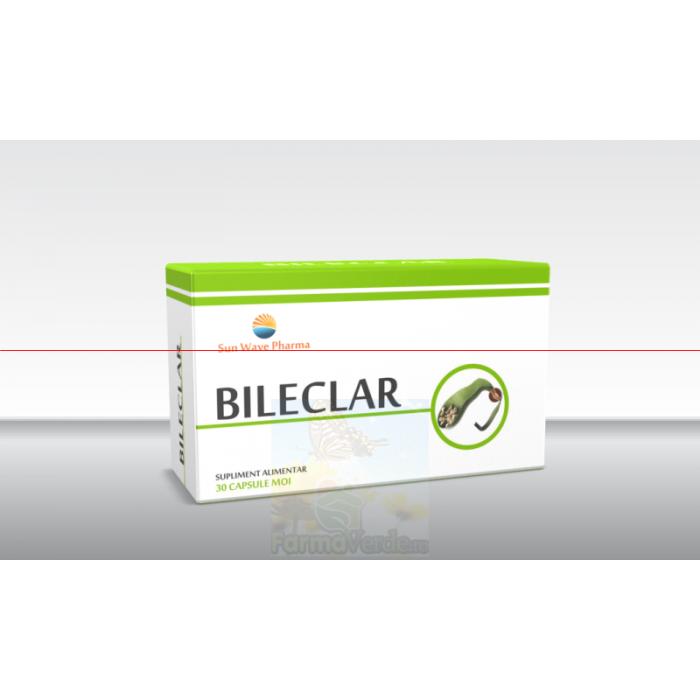 Bileclar Calculi Biliari 30 capsule moi Sun Wave Pharma