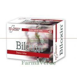 Biloxin Diskinezie biliara, colecistite 40 cps FarmaClass