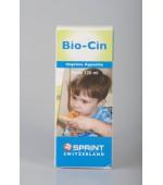 Sirop BIO-CIN Imunitate-Pofta de Mancare 120 ml Sprint Pharma