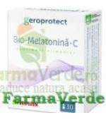 Bio Melatonina + C 30 capsule Quantum Pharm