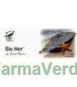 Bio Mer Sursa de vitamine si minerale 30 capsule Medica