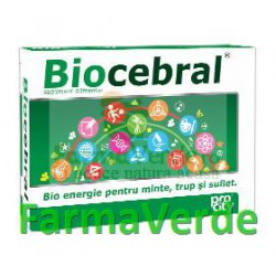 BioCebral 20 capsule Fiterman Pharma