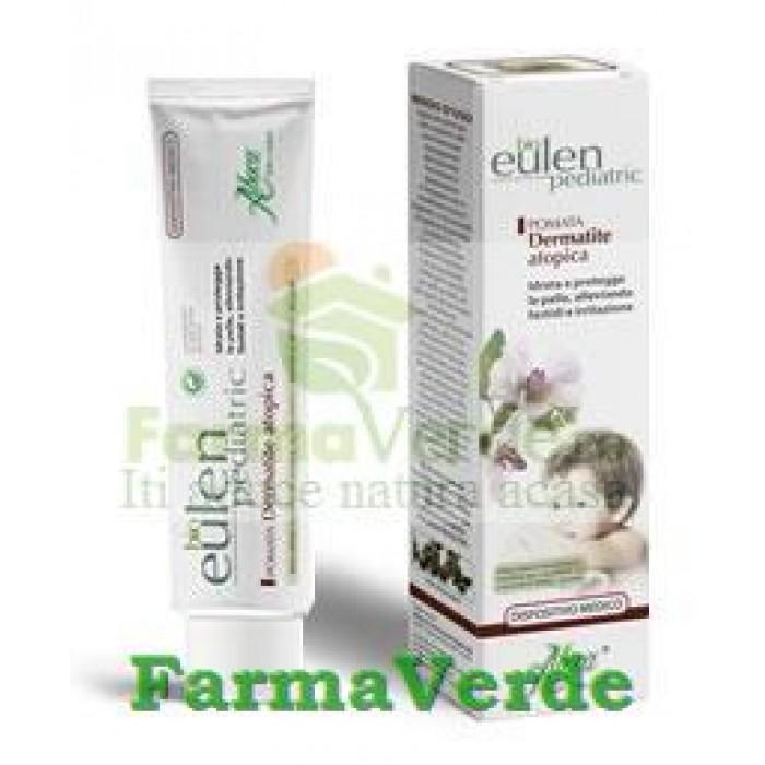 BioEulen pediatric Crema pentru Dermatita 50 ml Aboca