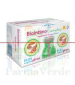 Biointimo Duo-Pack Everyday Tampoane Zilnice 40bucati