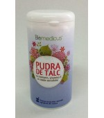 BIOMEDICUS PUDRA TALC Rozmarin si Vitamina E 80 gr Trans