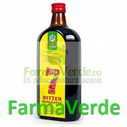 Bitter Romanesc 39 plante 500 ml Steaua Divina