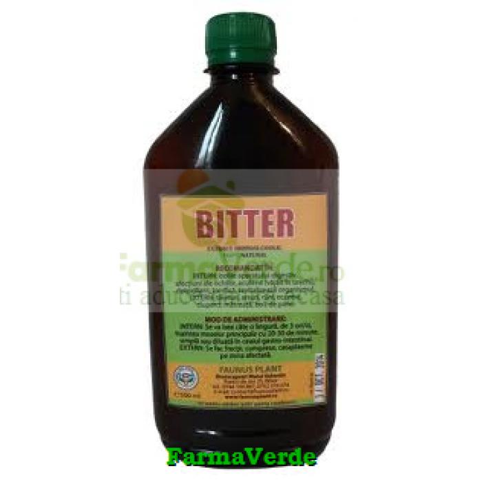 Bitter Suedez 200ml Faunus Plant