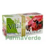 Ceai Multifruct 24 dz X 2 gr BIVITAL