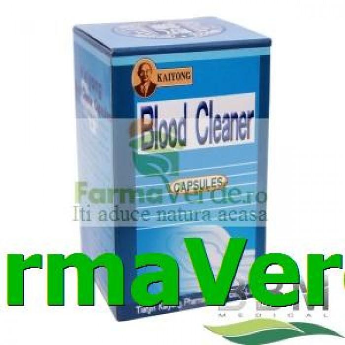 Blood Cleaner fluidizant sangvin 40 capsule BBM Medical