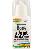Bone & Joint Health Cream Oase 85gr Solaray Secom