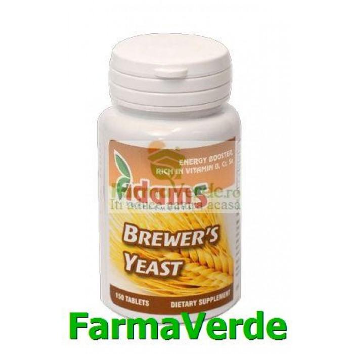 Brewer`s Yeast 90 tab Drojdia de bere Adams Vision