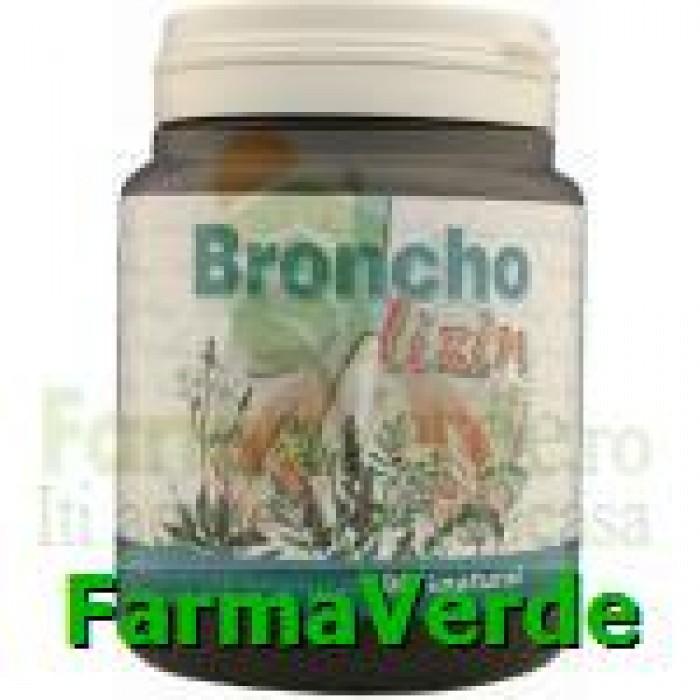 Broncholizin Junior 250 capsule Medica Pronatura