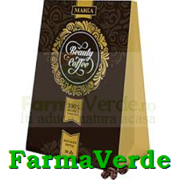 CAFEA MAKKA BEAUTY CU COLAGEN INSTANT 30 Plicuri Vitalvar