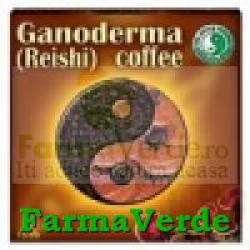 CAFEA GANODERMA REISHI 15 doze Mixt Com