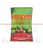 Cafea Verde cu Chili Slabire 60 capsule Mixt Com