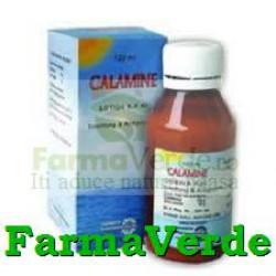 Calamine Solutie Lotiune Mentolata 120 ml Pharco