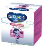 Calciu 1000 mg + C + D 20 plicuri Adulti Fiterman Pharma