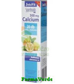 CALCIU 500 mg 20 comprimate Efervescente Magnacum