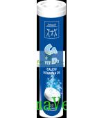 Zdrovit Calciu+Vitamina D3 20 cpr efervescent
