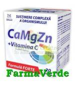 Zdrovit CaMgZn Forte + Vitamina C 20 plicuri