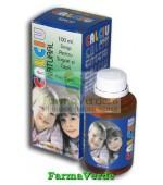 CALCIU Natural Sirop Fara Zahar 150ml Natural Pharmaceuticals